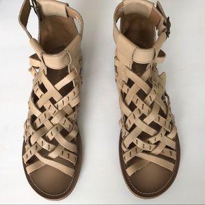 Musse&Cloud Adele Gladiator Sandals Sz9, NWOT